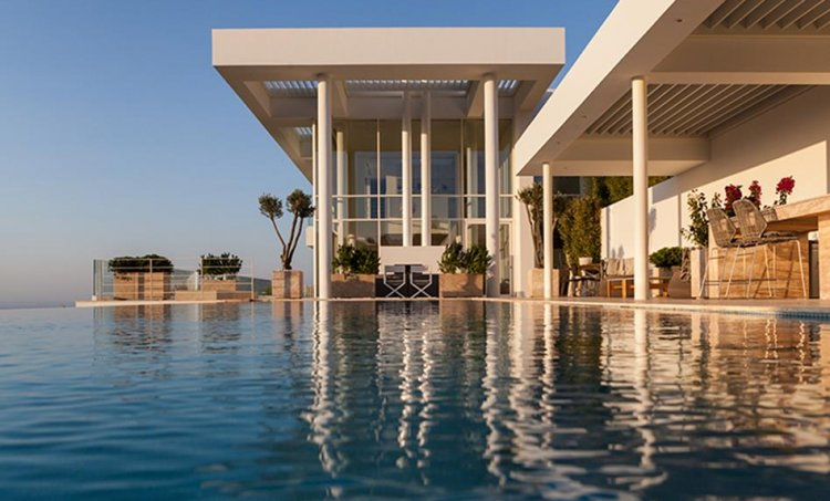 Villa Richard Meier