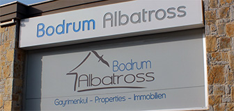 Bodrum Albatross Office